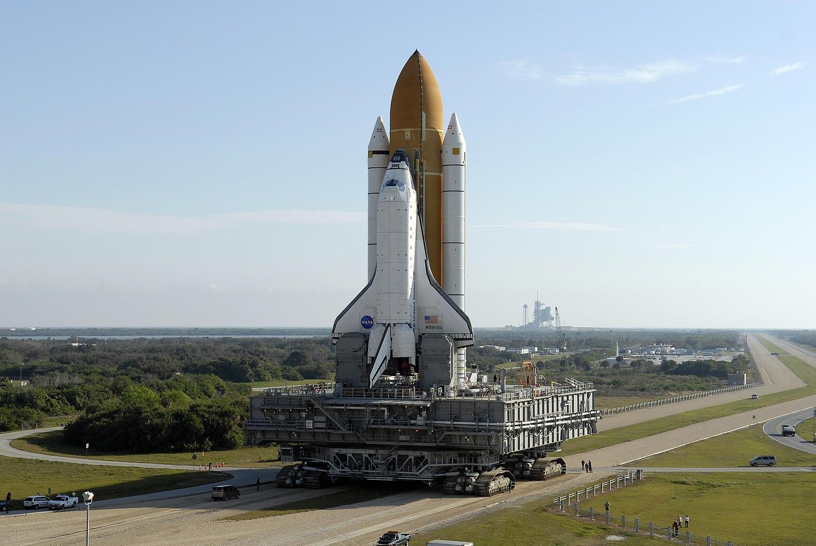 NASA KSC MLP
