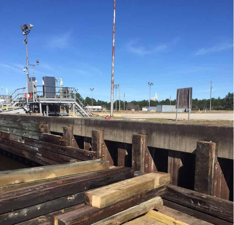 Stennis Cryogenic Dock Refurbishment